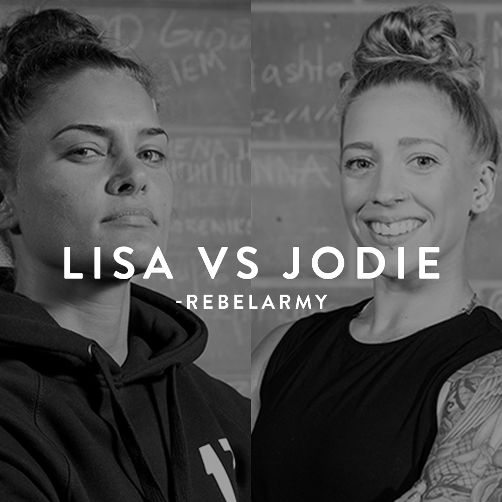 Lisa v Jodie