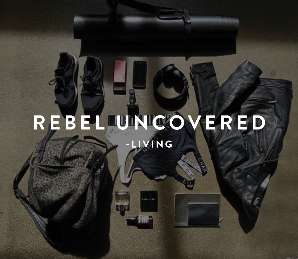 Rebel Uncovered