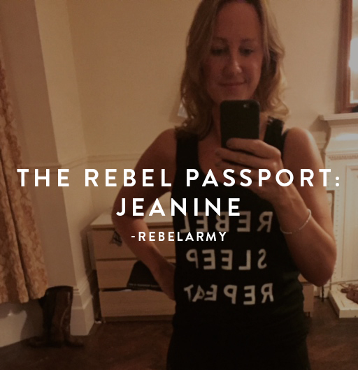 The Rebel Passport
