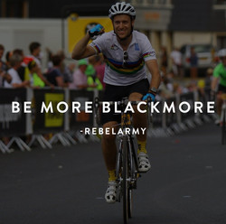 BE MORE BLACKMORE