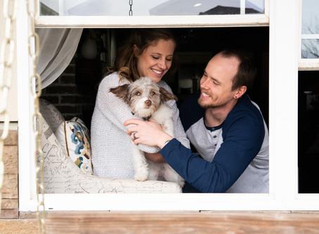 Porch Series: Roger & Michelle