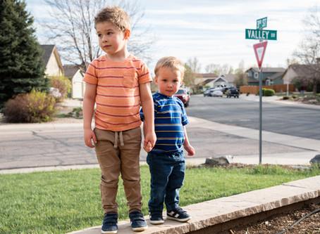 Porch Series: Dave, Kamie, & Family