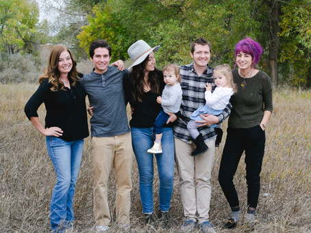 The Hansen / Vasquez / Fowler Family