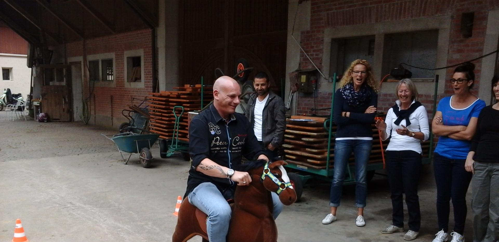 Rössli-Rennen, ein Riesengaudi