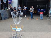 Golf Disc / Disc Golf / Frisbee werfen