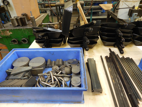 Fix-Metalle zum gestalten