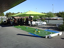 Teppich-Curling outdoor
