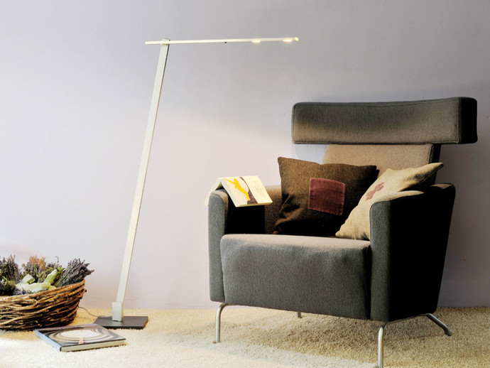 Nastrone Aluminium LED Floor Light