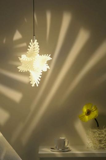 Flame.MGX Digitally Printed Pendant Lamp