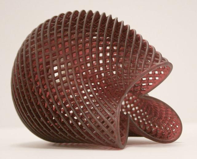 Tulip.MGX 3D-Printed Lamp Shade