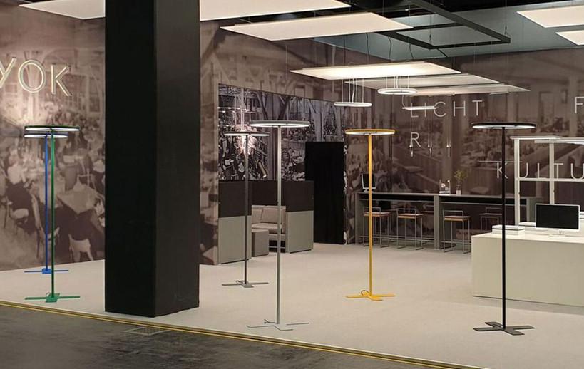 Rotonda Floor Work Lamp Collection