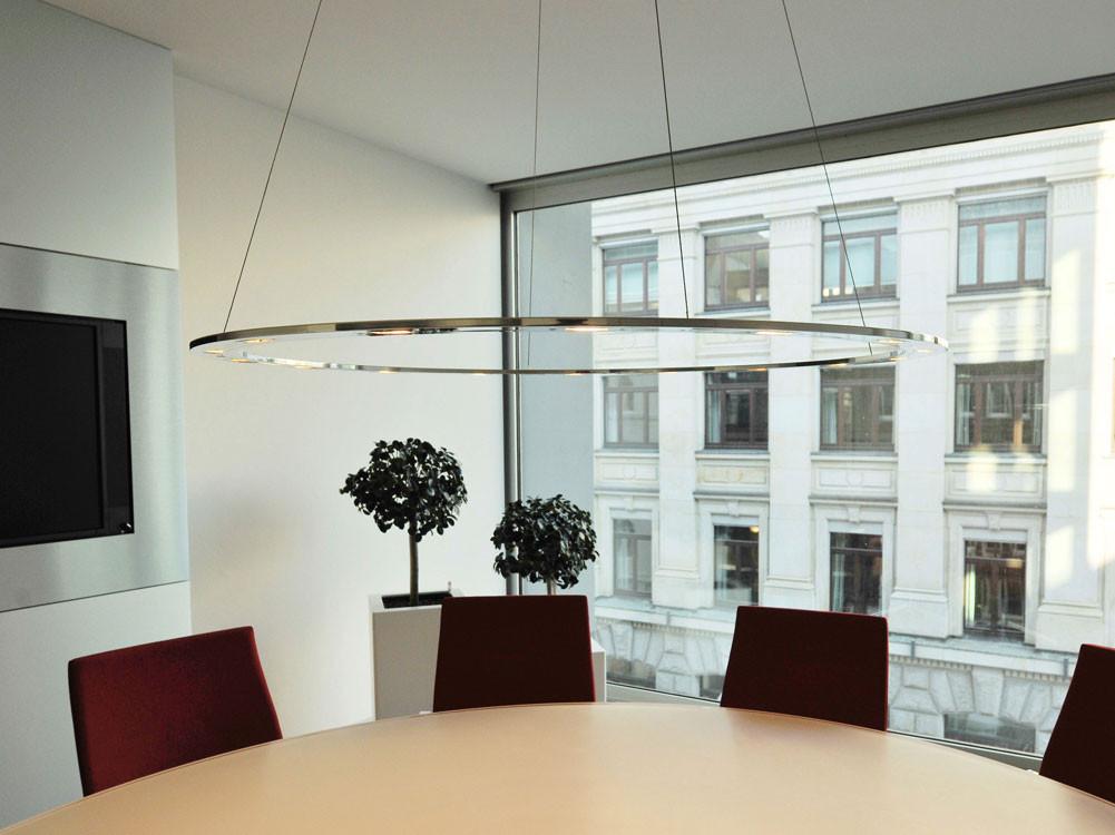 Piani Rondo 98 LED Office Pendant Light