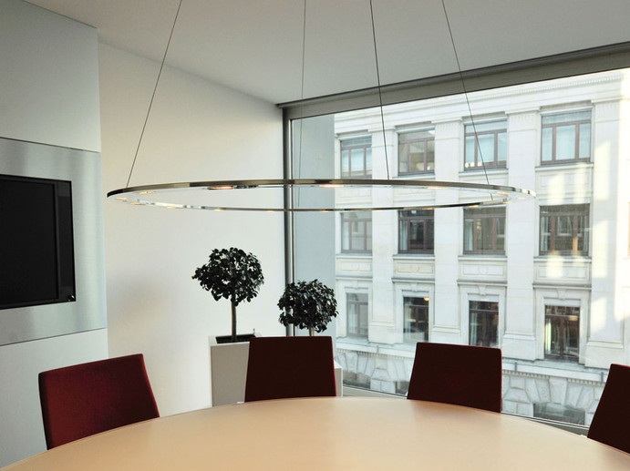 Piani Rondo 98 LED Office Pendant Light
