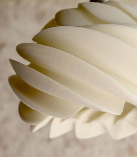 Konko Shell Pendant Light Surface Detail