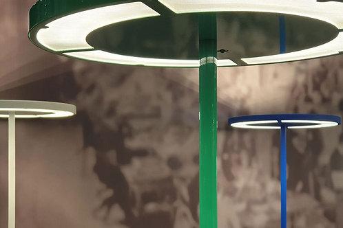 ROTONDA OFFICE FLOOR LIGHT