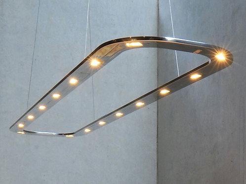 Piani Lungo Aluminium LED Pendant Light