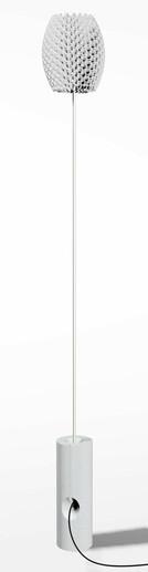 Ratio.MGX 3D-Printed Floor Lamp Render