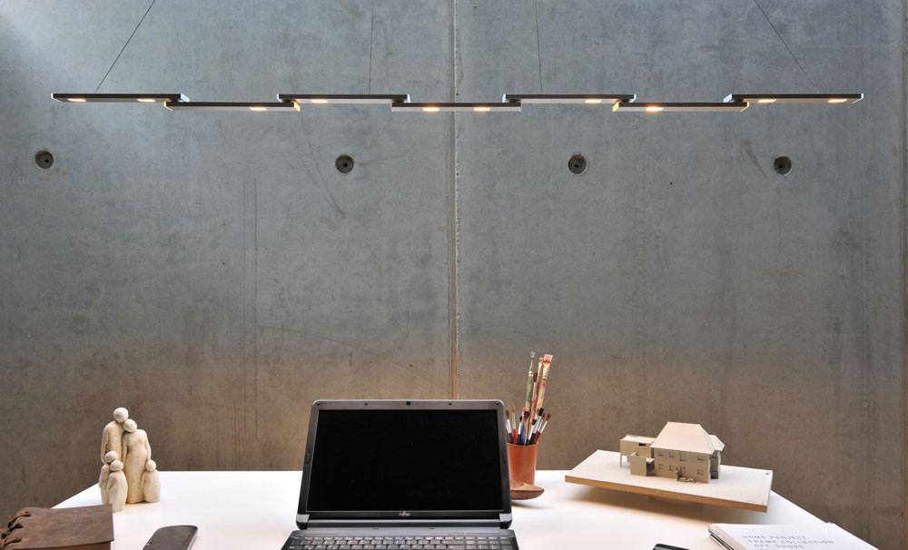 Nastro Extendable LED Pendant Light