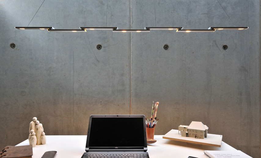 Nastro Extendable LED Pendant Light