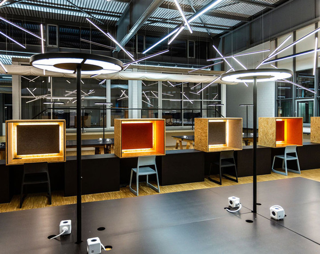 Rotonda LED Office Lighting