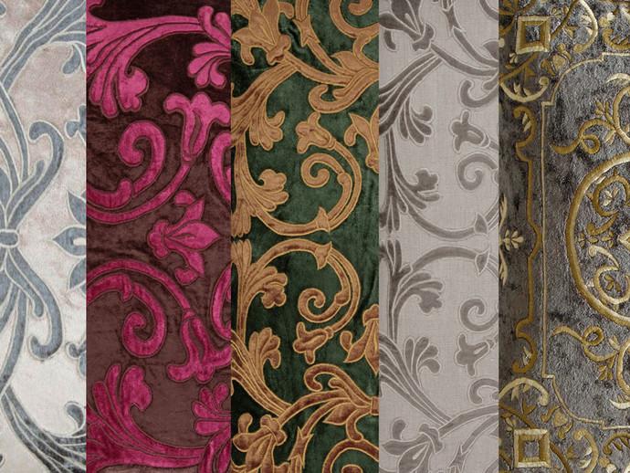richmond velvet curtain colours