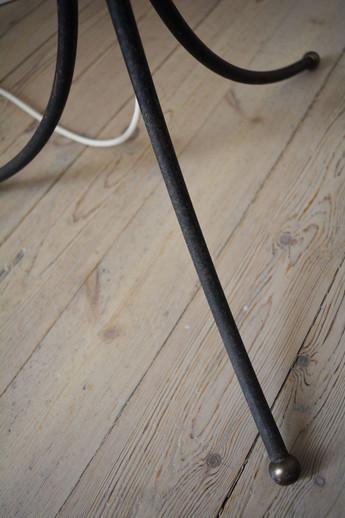 Vintage Floor Lamp Tripod Detail