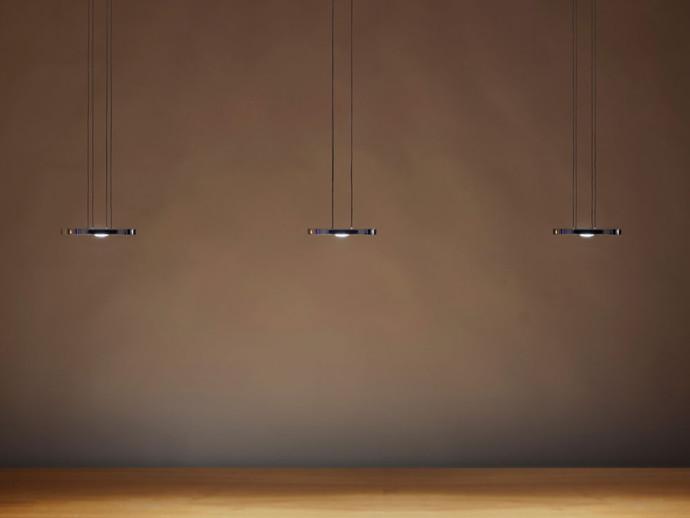 Piani Punto LED Triple Pendants Byok