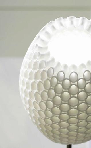 Ratio.MGX SLS Floor Lamp Shade Naomi Kaempfer