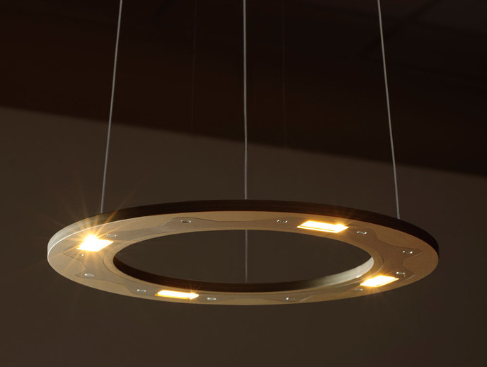Piani Rondo 28 Pendant Light Byok