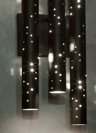 Stardust Outdoor Wall Light