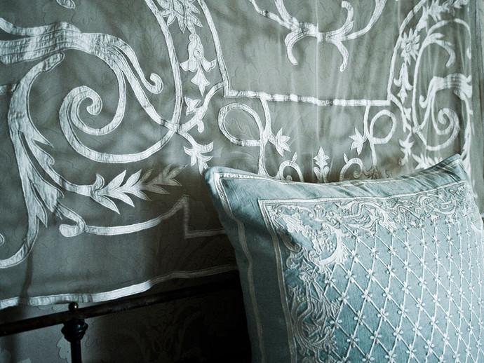 Chatsworth Net Curtain Panel