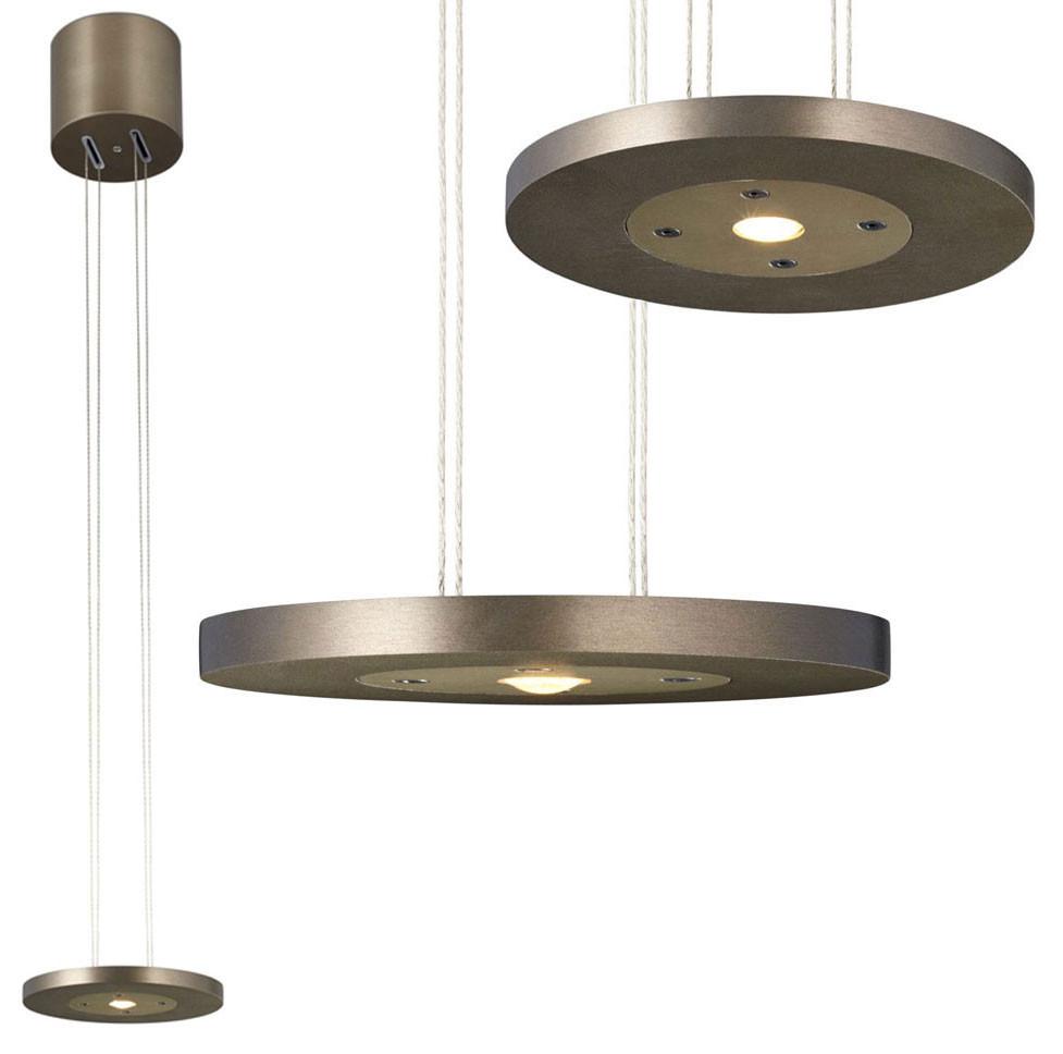 Piani Punto R Round LED Spot Pendant