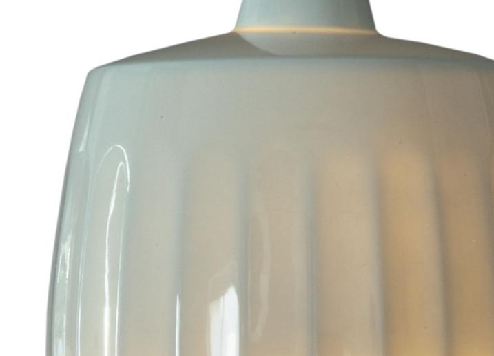 Porcelain Pendant Caolina Michele de Lucchi