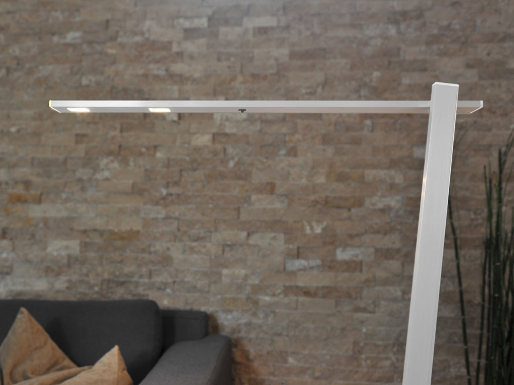 Nastrone Aluminium Adjustable Floor Light Byok