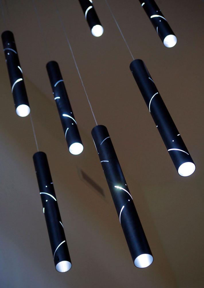 Black Rain Light Flutes Ilanel