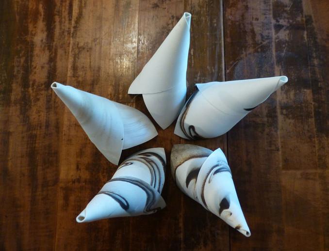 Arum Porcelain Light Shades Ilanel