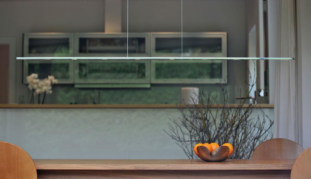 Piani Mono 195 Linear LED Pendant Byok