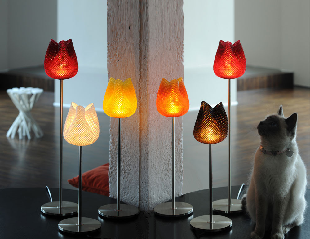 Tulip.MGX Table Lamp Group