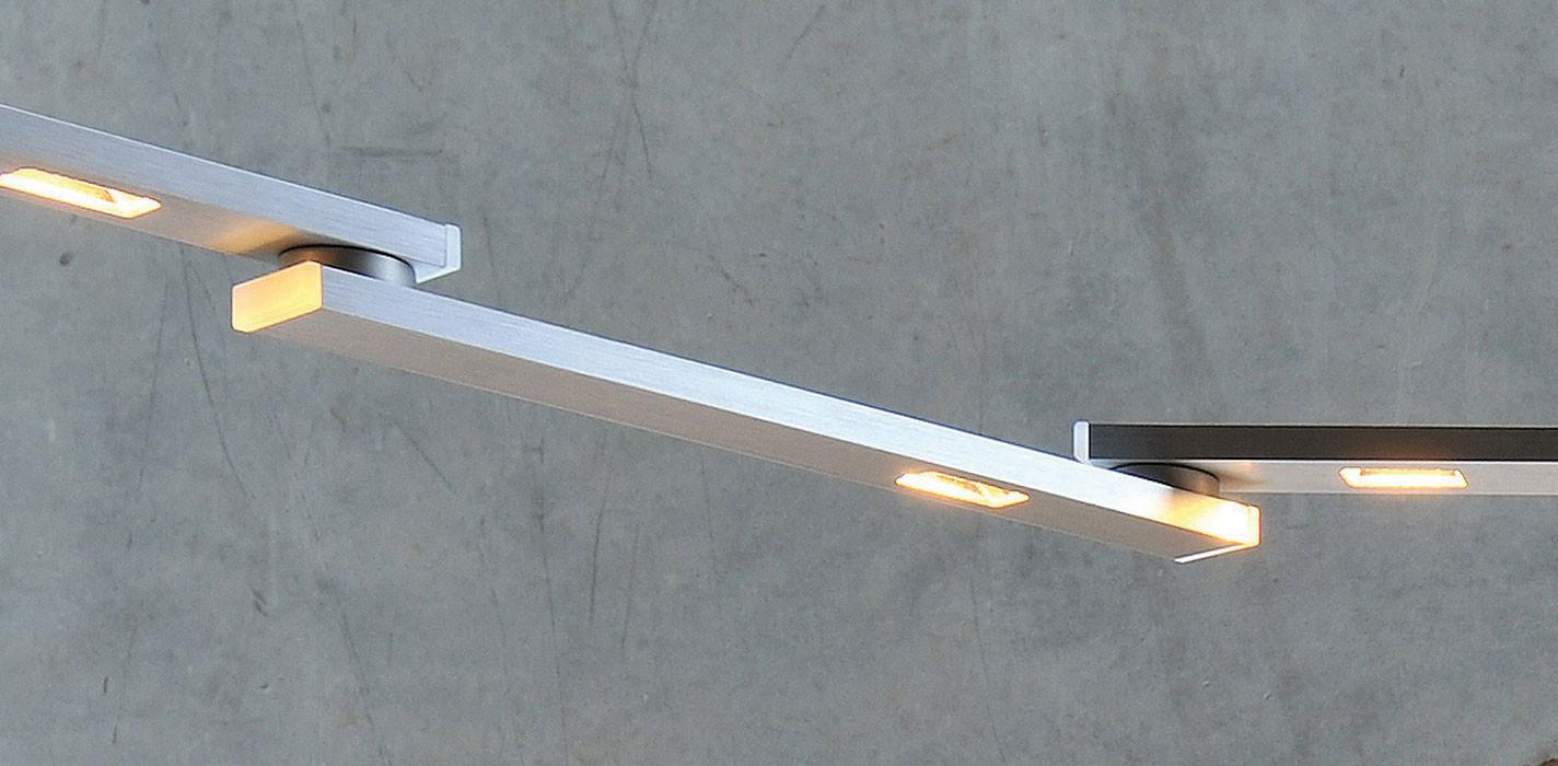 Nastro Extendable Aluminium Pendant Byok