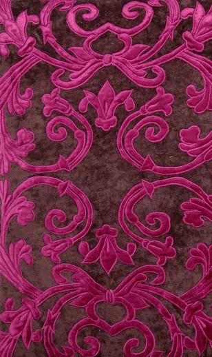 richmond velvet applique curtain