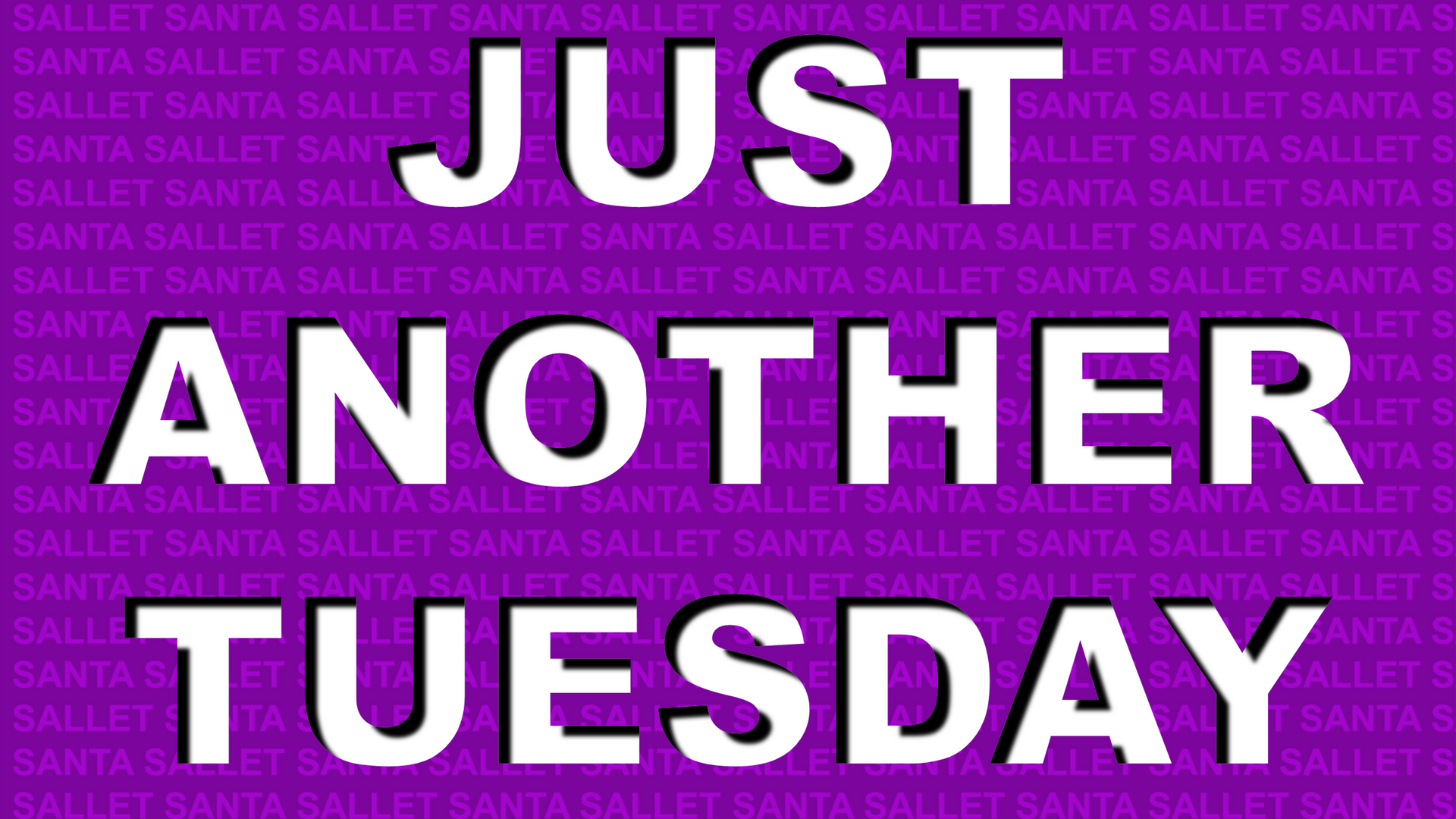 Santa Sallet - Just Another Tuesday Cove