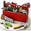 Thumbnail: Koekjesvorm Gereedschap Vormen Hamer Zaag Uitstekers Snijvorm Tang Set 6 Stuks
