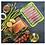 Thumbnail: Vershouddozen Vleeswarendoos Koelkast Stapelbaar Met Deksel Groen