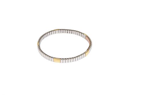 Energetix Flex-armband in bicolor-look