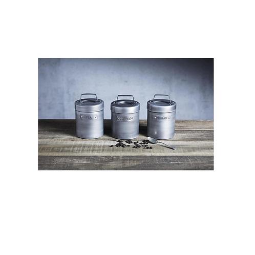 Thee Koffie Suiker Voorraad potten set