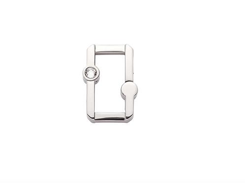 Energetix Tweedelige magneetsluiting met Swarovski® kristal Incl. gratis band