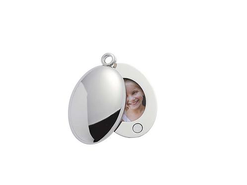 Energetix magnetisch medaillon met ruimte voor foto's