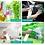 Thumbnail: PET plantensproeier plantenspuit 500ml lege fles met dop