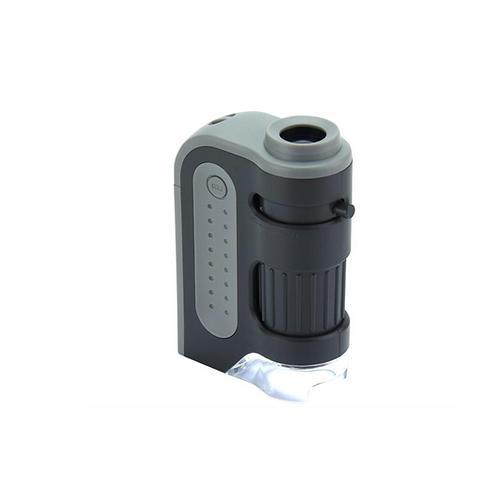 Zakmicroscoop Led 60x – 120x Handmicroscoop