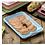 Thumbnail: Vershouddozen Vleeswarendoos Koelkast Stapelbaar Met Deksel Roze